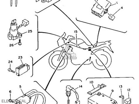 yamaha tdm 850 wiring diagram wiring diagram