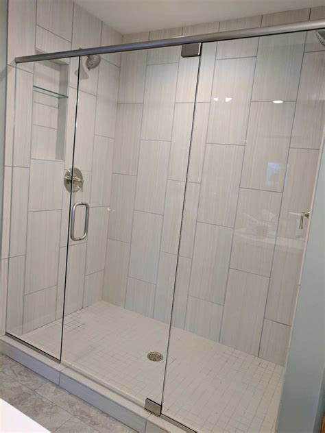 alcove shower american mirror amp glass