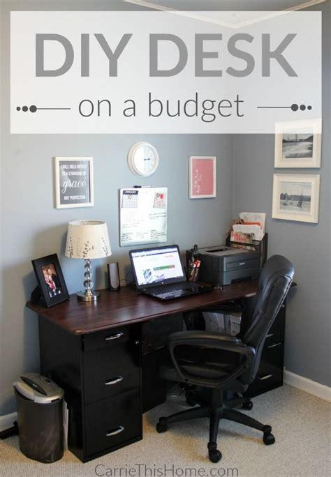 file cabinet desk diy 25 best ideas about file cabinet desk on