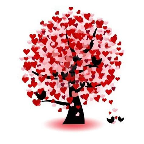 images of love tree heart tree love picture