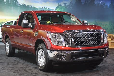 nissan truck titan nissan miss out on automatic emergency braking