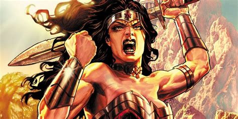 imagenes wonder woman comics wonder woman gets new origin comic likely not a movie prequel
