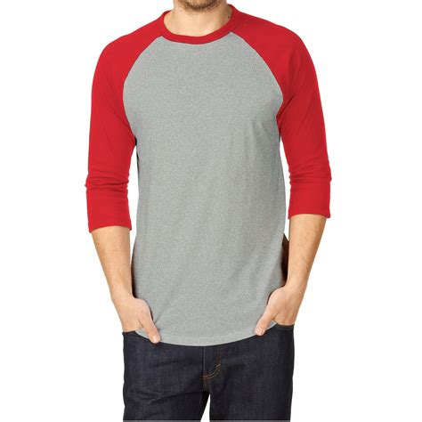Kaos Pria 3second Design Simple jual kaosyes kaos polos t shirt raglan lengan 3 4