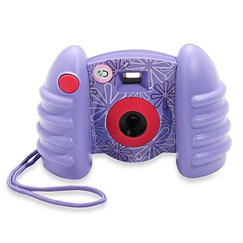 discovery kids™ digital camera purple bed bath & beyond