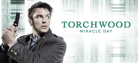Torchwood Miracle Day It S A Bird It S A Plane It S Comic Con International Animation Magazine