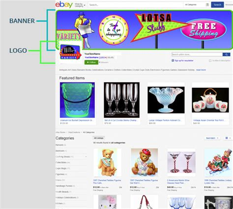 Original Custom Ebay Store Listing Template 4 Sixbit Channel Advisor Auctiva Ebay Ebay Cover Photo Template