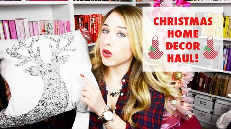 jewish home decor youtube christmas home decor haul pier one target home goods