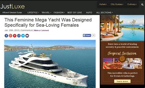 La Bele Design luxury interior design lidia bersani luxury yacht