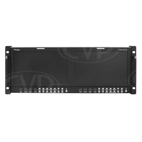 9 Inch Rack by Buy Tvlogic Prm 902q Prm902q 9 Inch Lcd Dual Multi