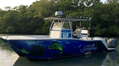 boat wraps ideas wrapped up boat vehicle wraps daytona beach florida