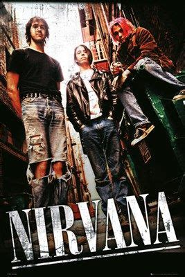 house band merch nirvana official band merch buy at grindstore