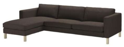 Karlstad Sofa And Chaise Lounge Scandinavian Sectional Karlstad Sofa And Chaise Lounge