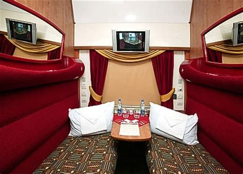 Sleeper Moscow To St Petersburg by Grand Express Luxury From Moscow To St Petersburg