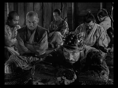 filme stream seiten seven samurai すごい日本映画blog 2014 scene annalis seven samurai armor
