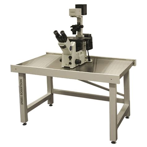 speirs robertson amd mf microscope table active air
