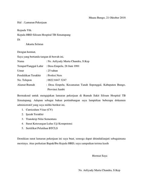 Contoh Surat Perintah Kerja Audit - Dokumen Hanna