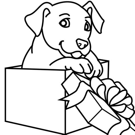 coloring pages dogs christmas cute puppy coloring pages az coloring pages