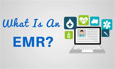 What Is Records What Is An Emr About Emr Systems Electronic Records