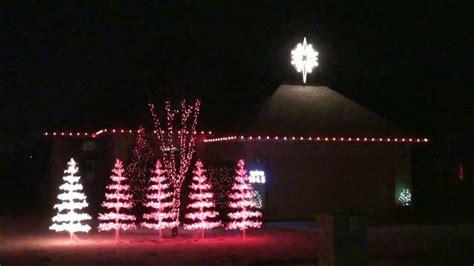 christmas lights edmond ok amazing grace christmas lights edmond ok youtube