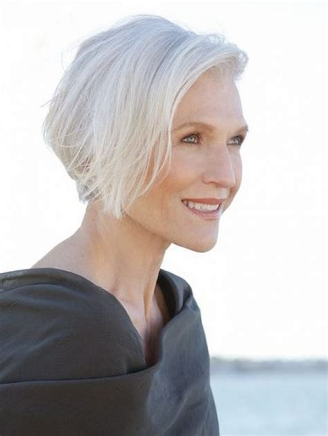 hairstyles for women with double crowns the silver fox stunning gray hair styles bellatory