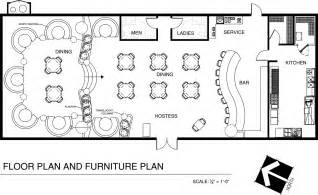 Small Restaurant Floor Plan by Kathleen Jennison Interior Designer Bleutrout Restaurant