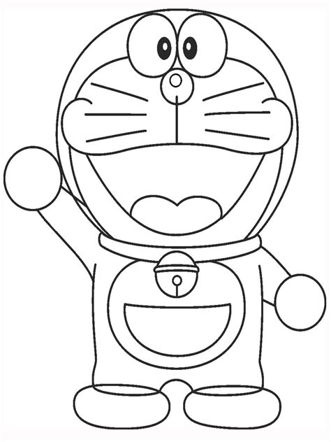 pages of doraemon doraemon coloring pages realistic coloring pages