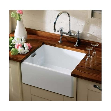 kitchen with belfast sink shaws baby belfast sink 460mm