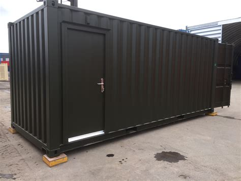Shipping Container shipping container conversions bespoke storage container