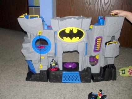 batman toy house toys