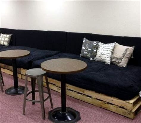 diy furniture couch sofa from pallets integrate diy furniture is practical