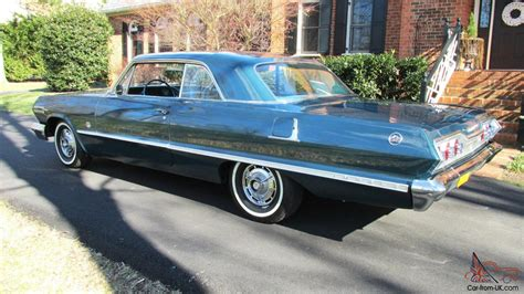 1963 impala ss specs 1963 impala ss specs pictures to pin on pinsdaddy