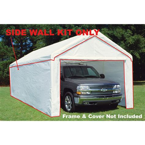 Walmart Car Port purchase the king canopy s carport garage for less at walmart save money live better