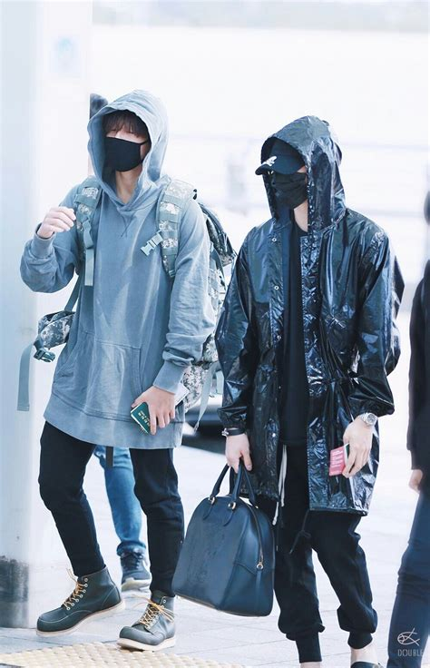 bts indonesia jungkook and suga bts at incheon airport heading to