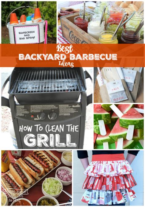 backyard bbq games backyard barbecue tips and ideas