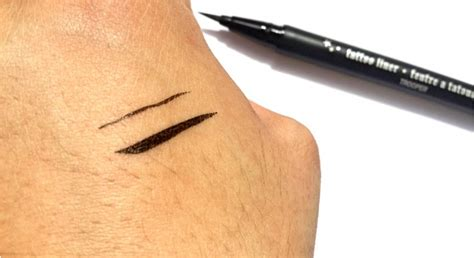 kat von d tattoo liner vs kat von d ink liner review kat von d ink liner vs tattoo
