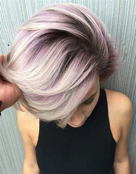 cool hairstyles and colours cool 25 color for short hair color hair short