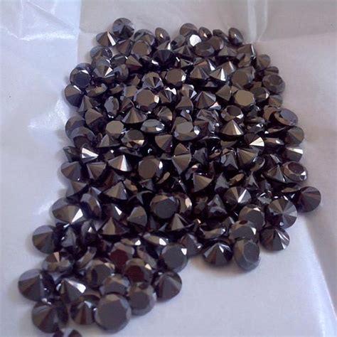 Black Meissonate white black moissanite diamonds white black moissanite