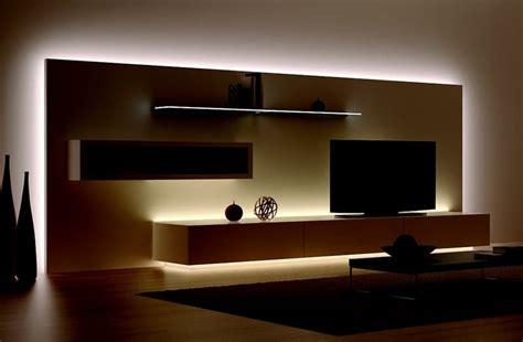 illuminazione interni a led strisce led risparmia energia utilizzando l
