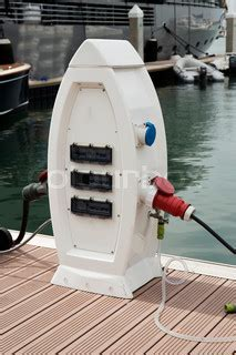 electric boat charging station power supply for electric bot charging electric boat