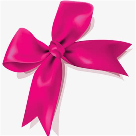 Bow Pita Pink by Pink Bow Bow Pink Ribbon Png And Psd File For Free