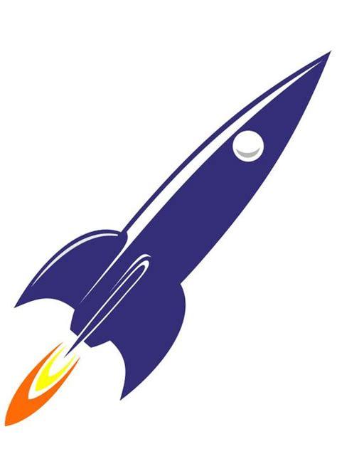 Raket Or afbeelding prent raket afb 22941