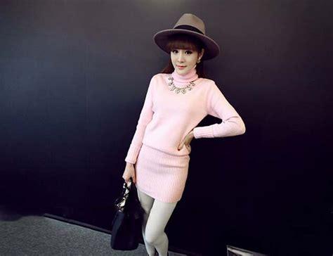 Cincin Wanita Cantik Import Fashion Trendy Design Modis Kolest sweater gaya yang modis nan cantik untuk wanita asia efashioninkatalog