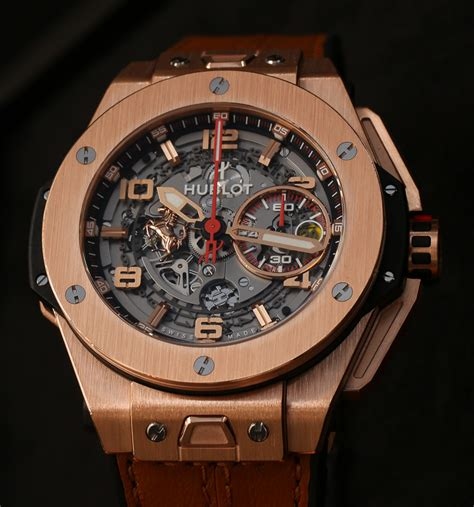 hublot big new ceramic titanium and gold