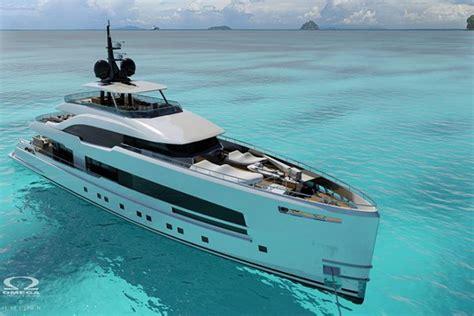 Bathroom Layout Design Mesmerizing Yara 48 Yacht Luxury Topics Luxury Portal