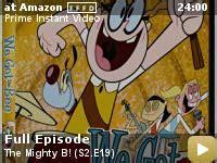 mighty  tv series  video gallery