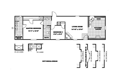 manufactured home floor plan manufactured home floor plan 2009 clayton cheyenne 35chy16602ah09