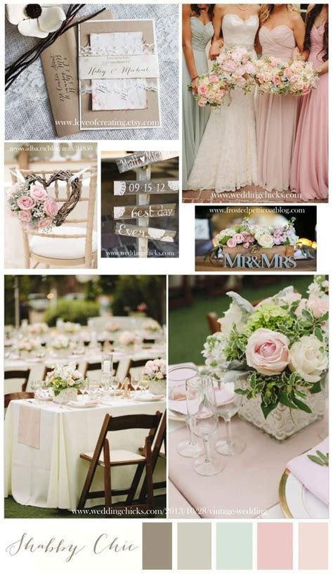 rustic wedding colors best photos wedding ideas