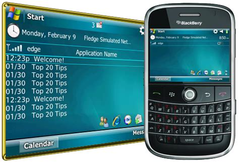 themes for mobile blackberry premium windows mobile 6 theme for the 8300 8800 9000