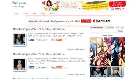 4 Anime Website by Animeindo Tv Dan 4 Website Anime Di Indonesia
