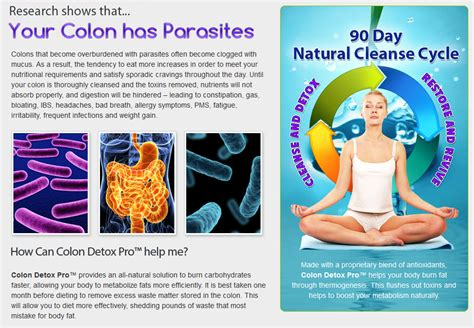 Correct Detox Procedures by Detox Pro Reviews Effective Colon Cleansing At Home
